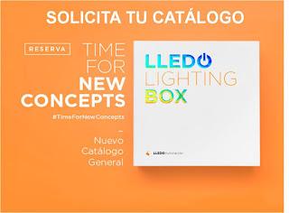Iluminación tecnología Led - TimeForNewConcepts