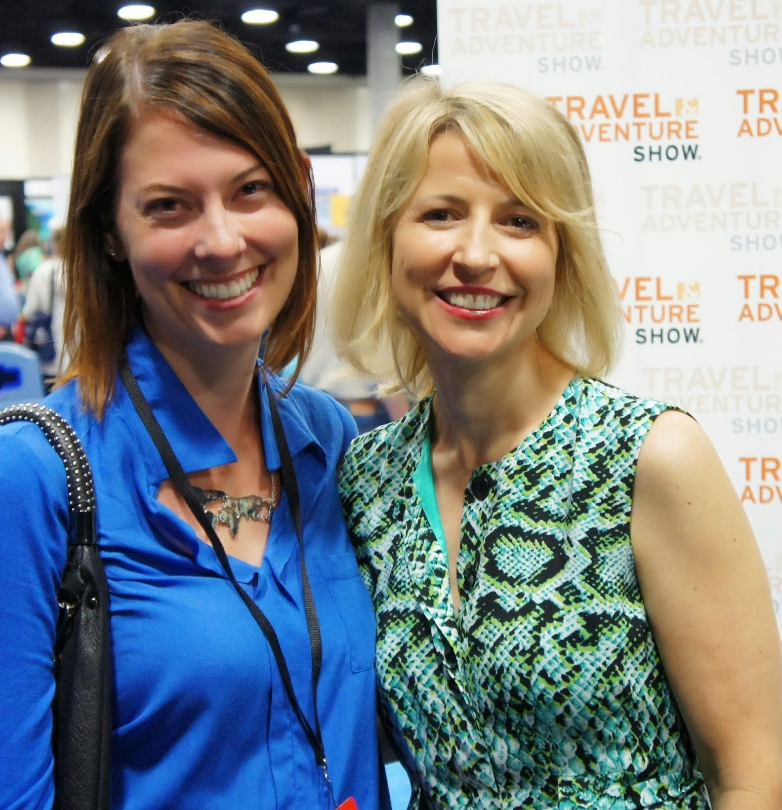 Samantha Brown San Diego Travel & Adventure Show
