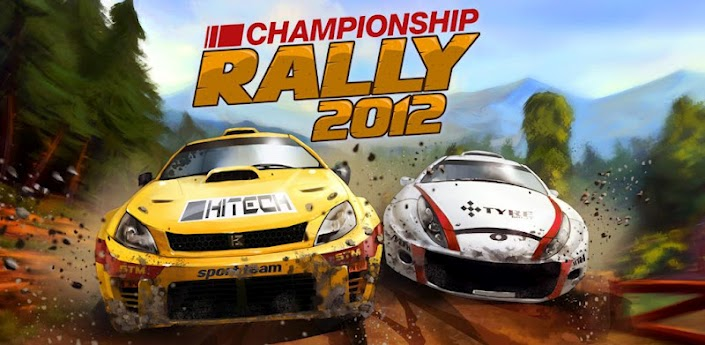 Championship Rally 2012 v1.1 android apk -free download