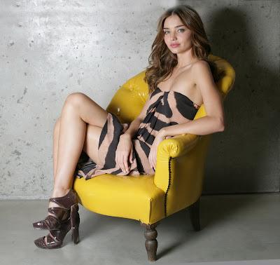 Miranda Kerr -HD Wallpaper angel