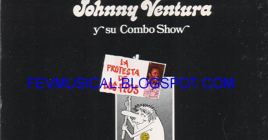 Johnny Ventura Y Su Combo El Boogaloo Esta En Algo
