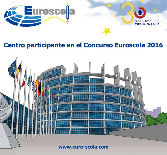 Centro participante en el concurso Euroscola