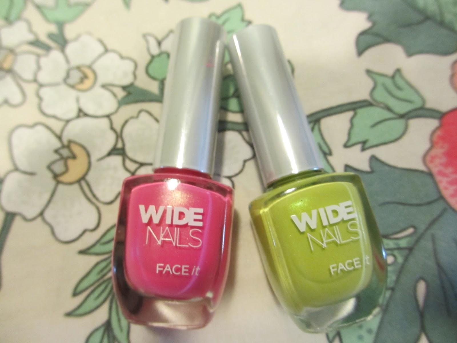 face it wide nails pk101 gr501