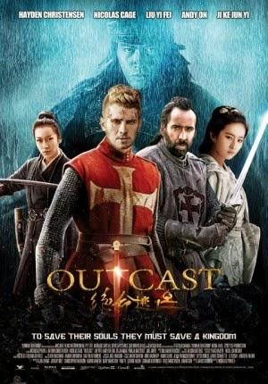 Film OUTCAST 2015 di Bioskop