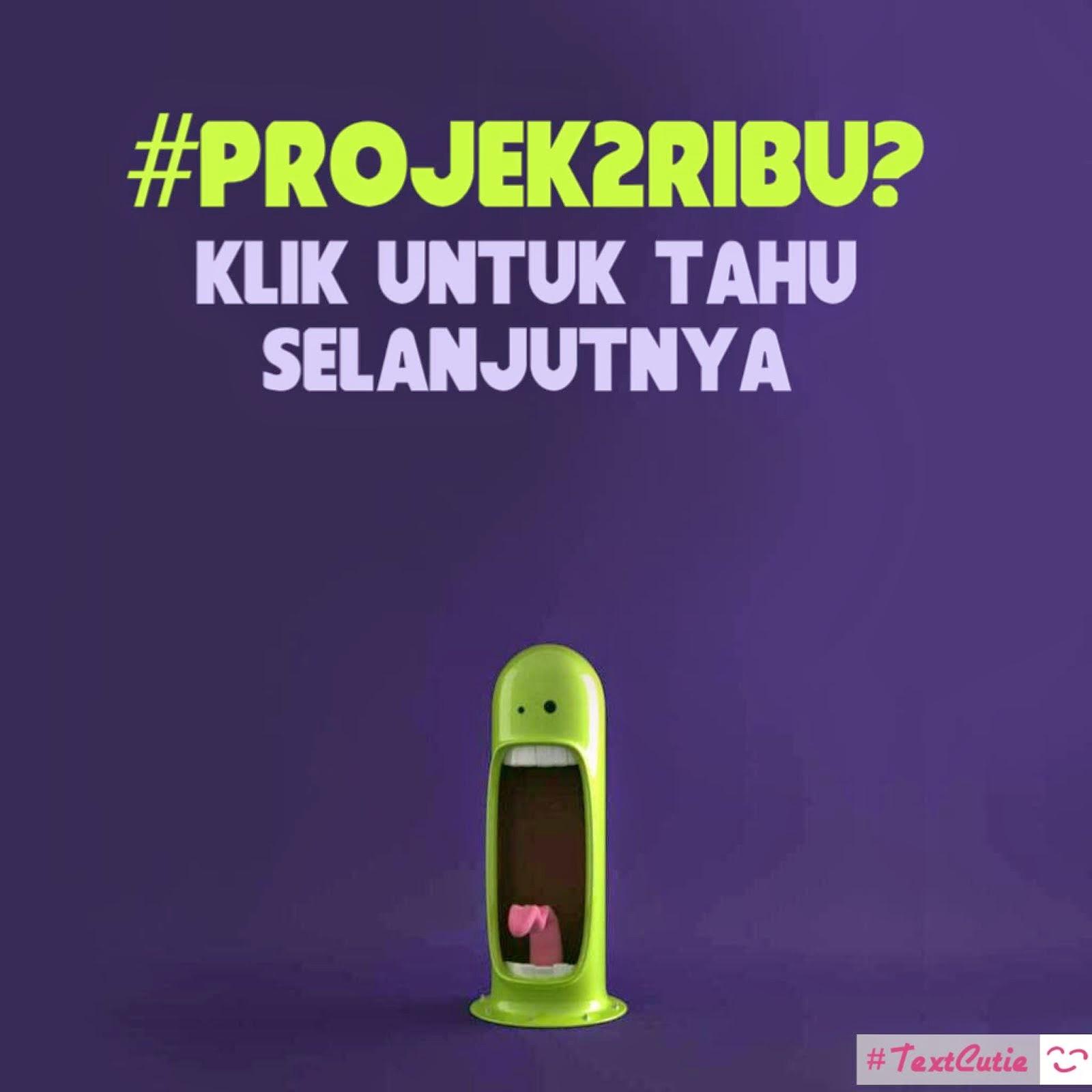 LiSA #Projek2ribu