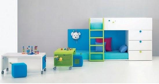 Azya muebles dise o de habitaciones infantiles for Muebles infantiles diseno