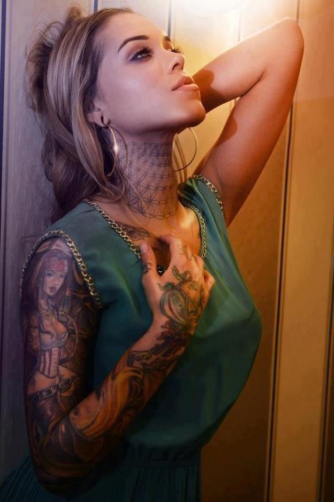 Inked Girl (098)