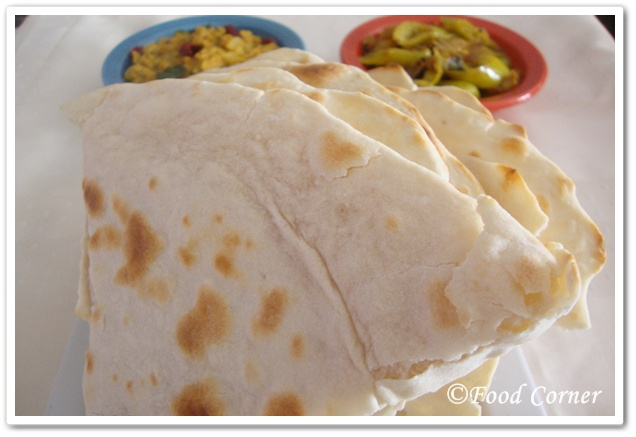 ... Corner: Indian Roti Recipe with All Purpose Flour (Indian Flat Bread