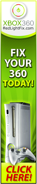 Xbox 360 Repair Help