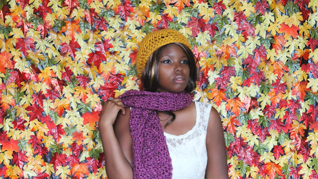 DIY: How To Crochet A Comfy Scarf. Free Crochet Pattern!
