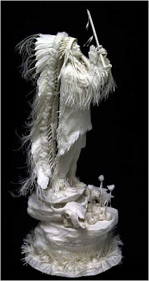 Incredible Paper Sculptures by Allen and Patty Eckman Seen On www.coolpicturegallery.us