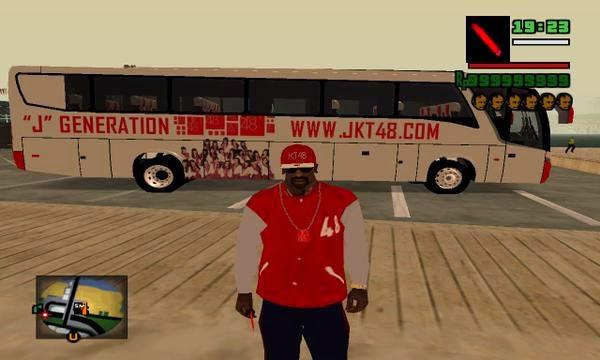 GTA San Andreas PC JKT48