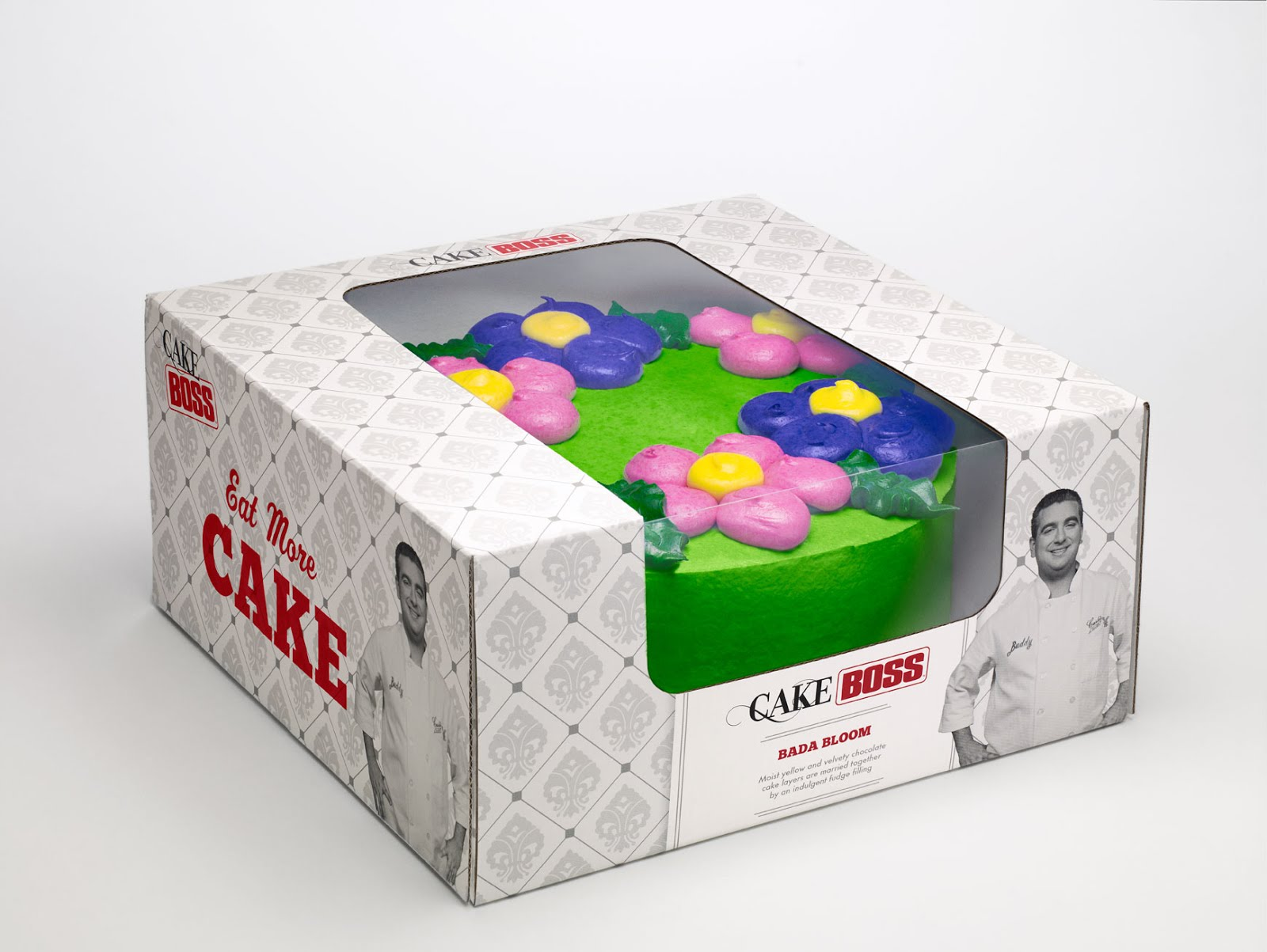 Cake Design Box : Arthur s Design: NEW WORK: CAKE BOSS CAKES