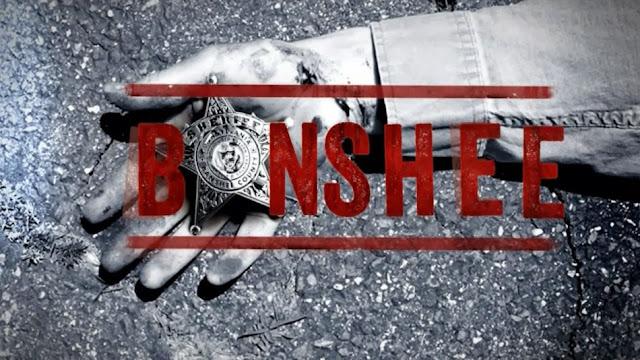 Portada de las serie Banshee