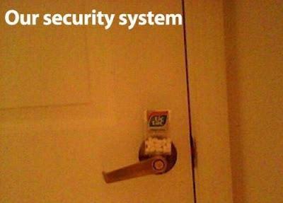 Tic Tac Alarm Anlage