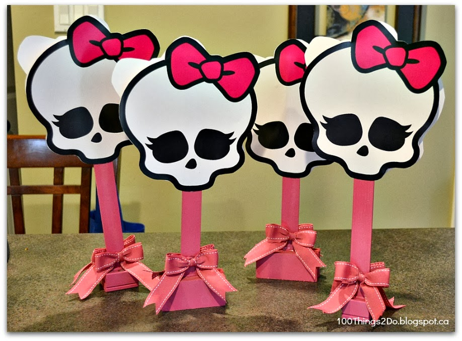 Monster High Party Invitations was nice invitation layout