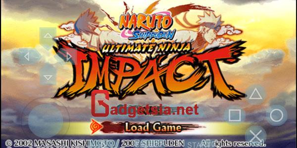 Game Naruto Shippuden Ultimate Ninja Impact