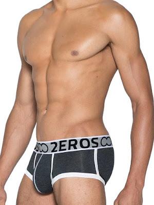 1 2Eros X Series Trunk Underwear Black Marle Gayrado Online Shop