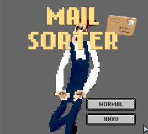jedyna taka gra - Mail Sorter