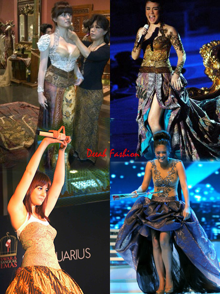 Koleksi Busana Terbaik Agnes Monica (Most Stylish Artist)
