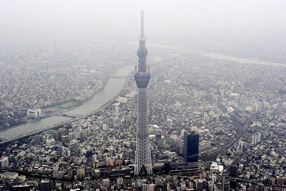 Turismo en Tokio, Japón