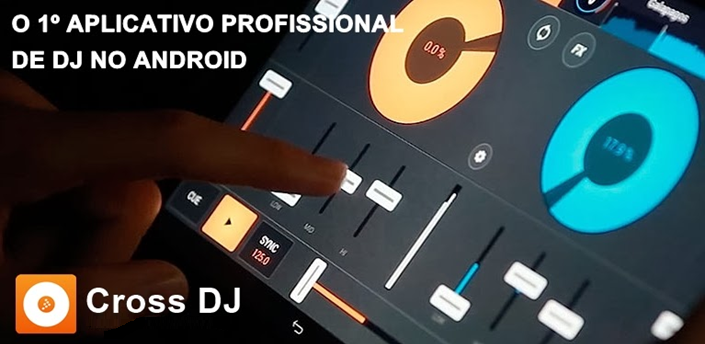 Cross DJ - Mix your music v1.4 Apk