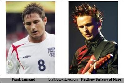 Frank Lampard - Matthew Bellamy