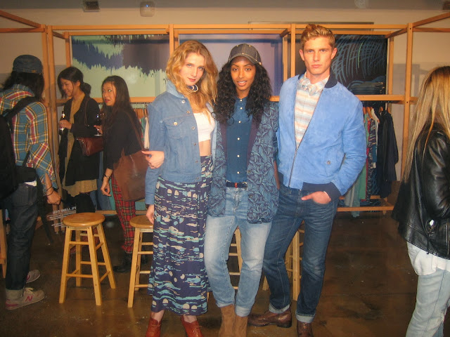 Levi's Men and Women's Spring/Summer '14  Preview