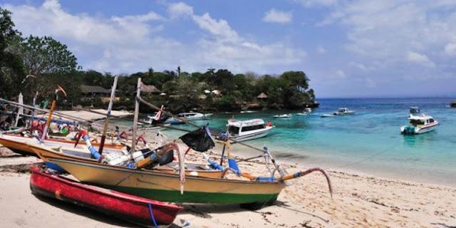 Inilah 10 Peringkat Pulau Terbaik di Dunia, Bali Nomor Dua - Nusa Lembongan, Bali