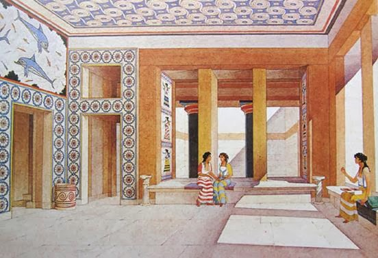 templo rey minos