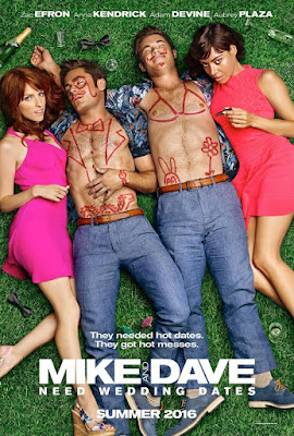 Mike And Dave Need Wedding Dates 2016 DVD R2 PAL Spanish