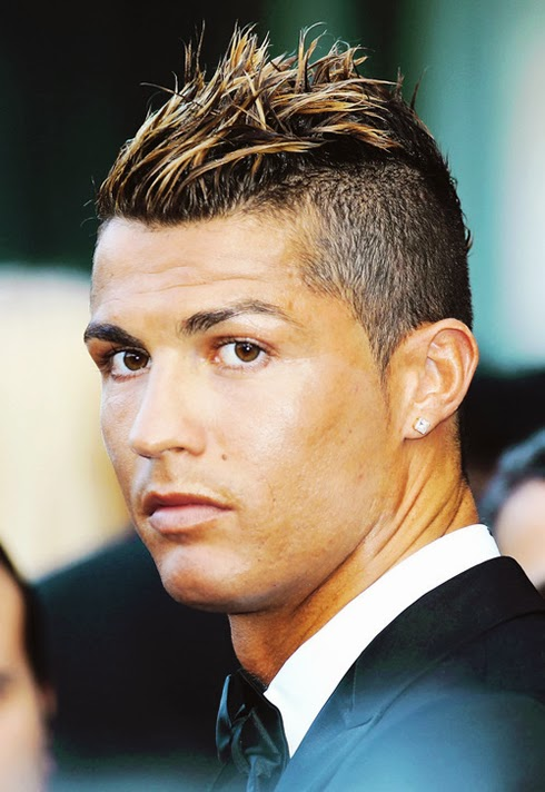 Cristiano Ronaldo Latest Hair Style Pictures 2014  Latest World
