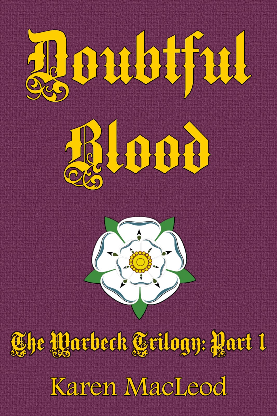 Cover of Doubtful Blood