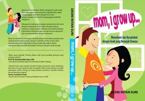 Mom I Grow Up - Gramedia