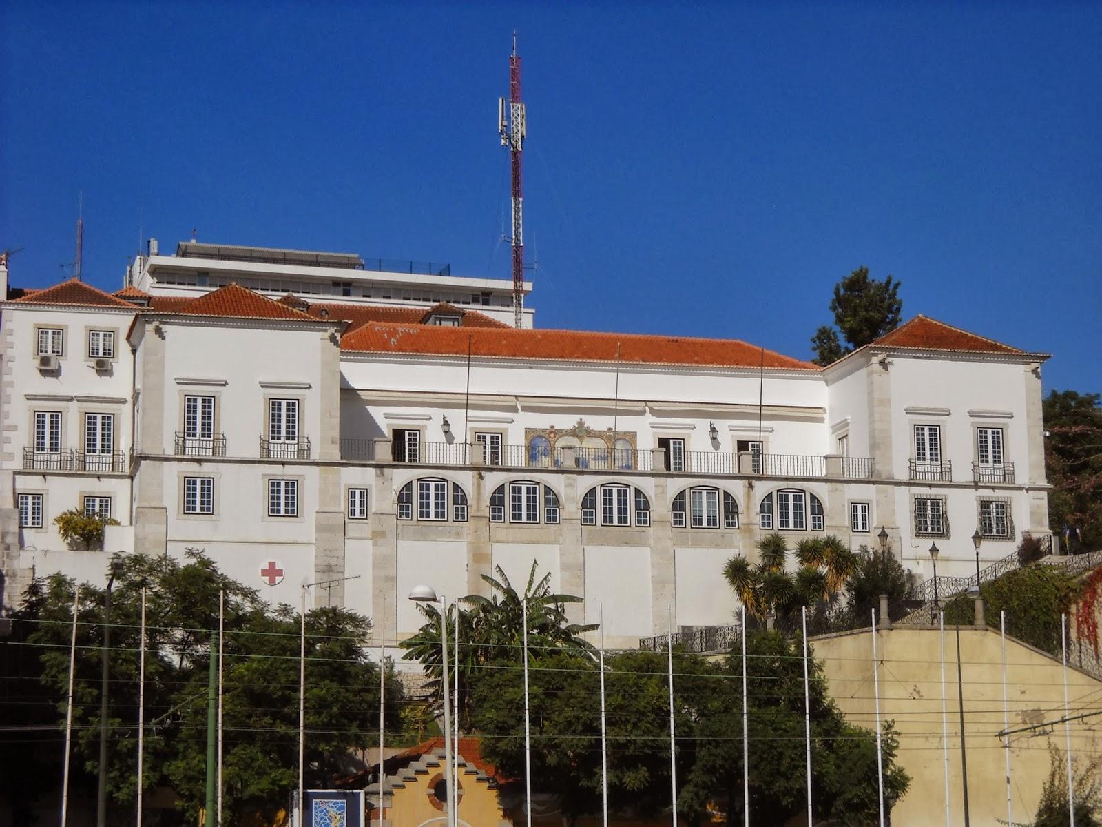 Portugal o pal cio dos condes de bidos em lisboa for Azulejos conde