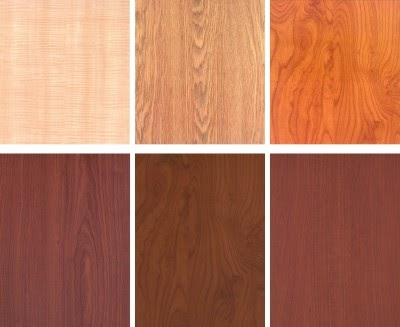 Four types of wood finishes types of wood for Types of wood used for cabinets