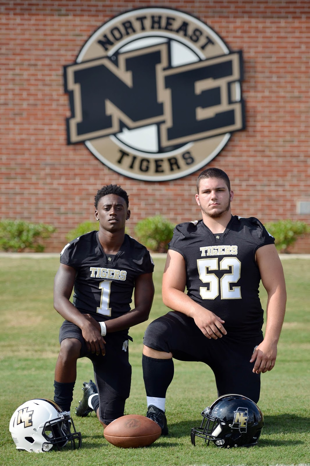Monroe countians make nemcc football team tiger wire the northeast mississippi community college football program is already one third of the way through its 2015 season the tigers have home games remaining sciox Images
