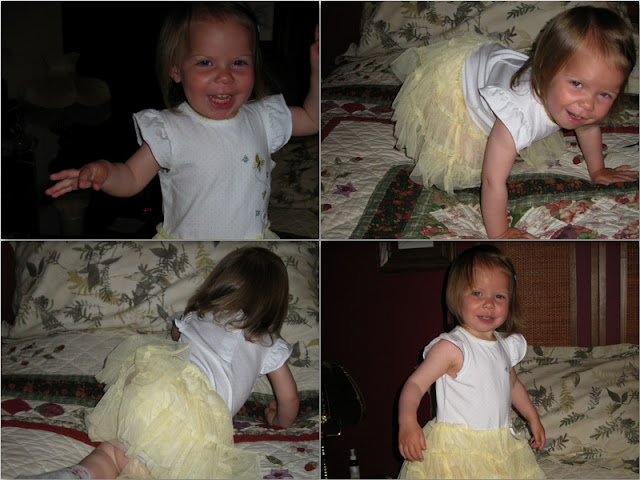 ballerina granddaughter