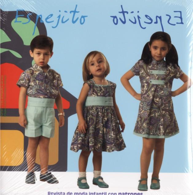 La tienda de ninart revista moda infantil - Patrones espejito espejito ...
