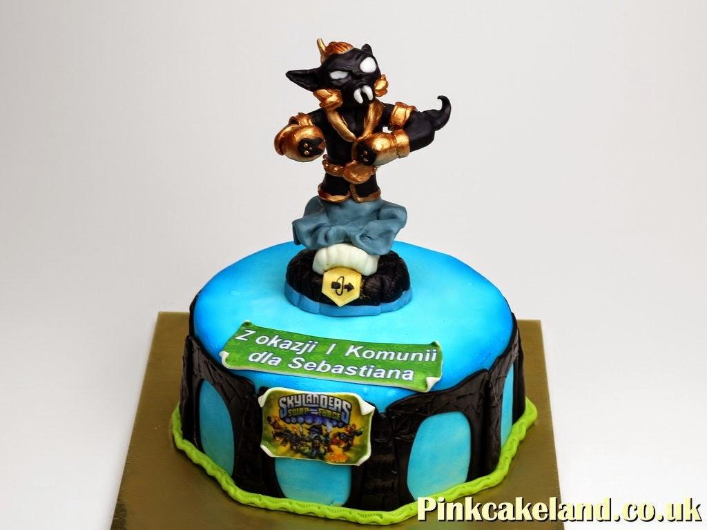 Skylanders  Cake - Chelsea & Kensington