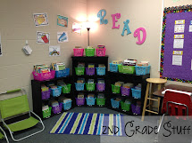 2nd Grade Classroom Library