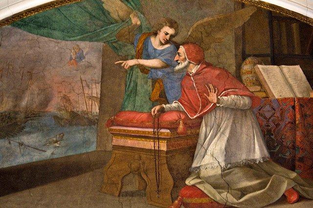 Kết quả hình ảnh cho battle of lepanto rosary