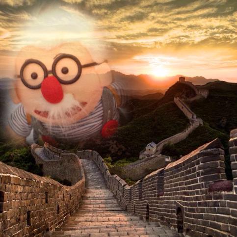 SUSO NOS INVITA A CONOCER CHINA ¡¡LAS SORPRESAS DE SUSO!!