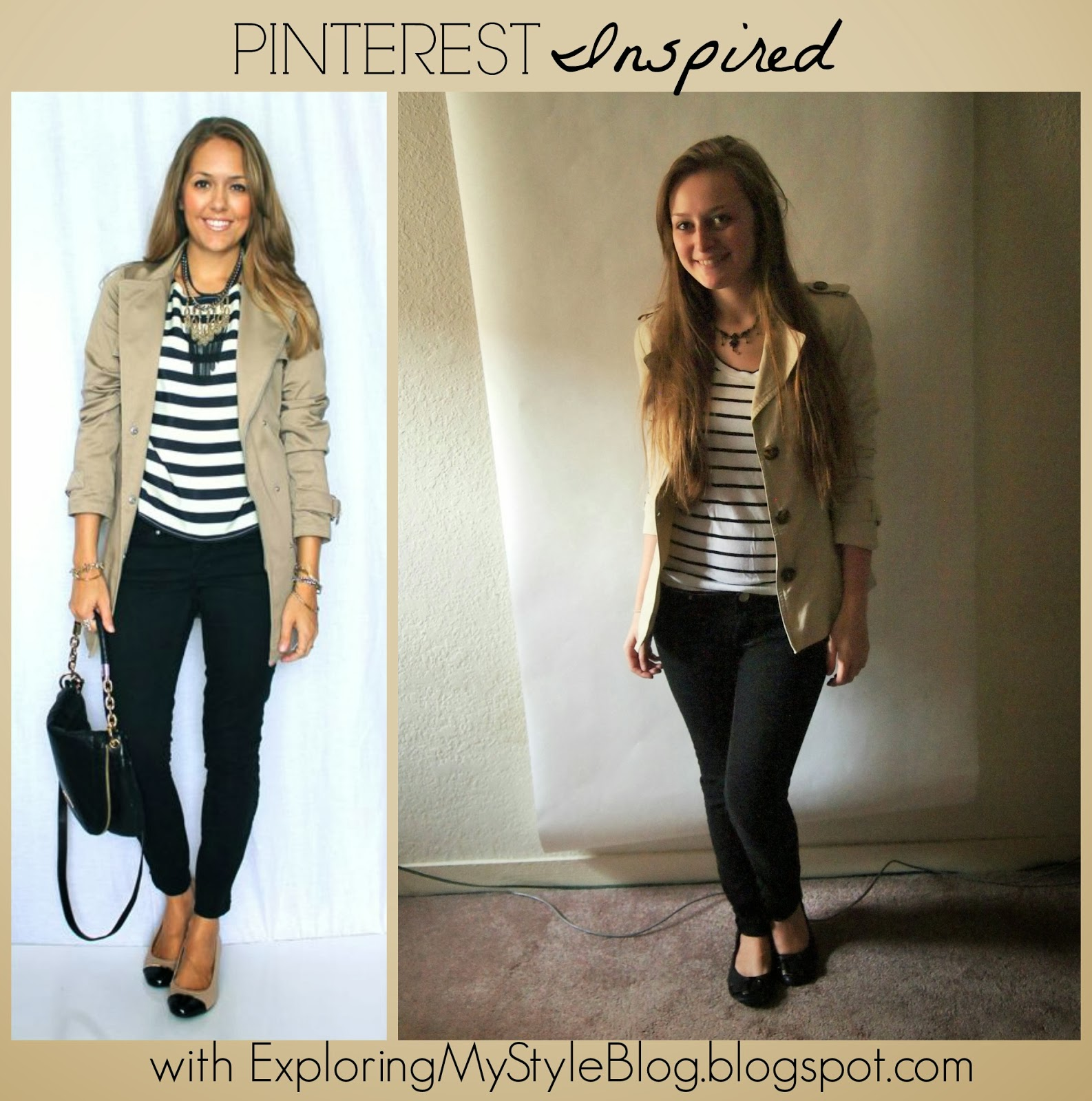 Jeans And Flats Pinterest Tee Black Jeans Flats