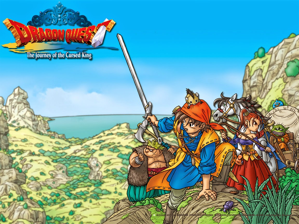 Dragon Quest VIII para iOS y Android