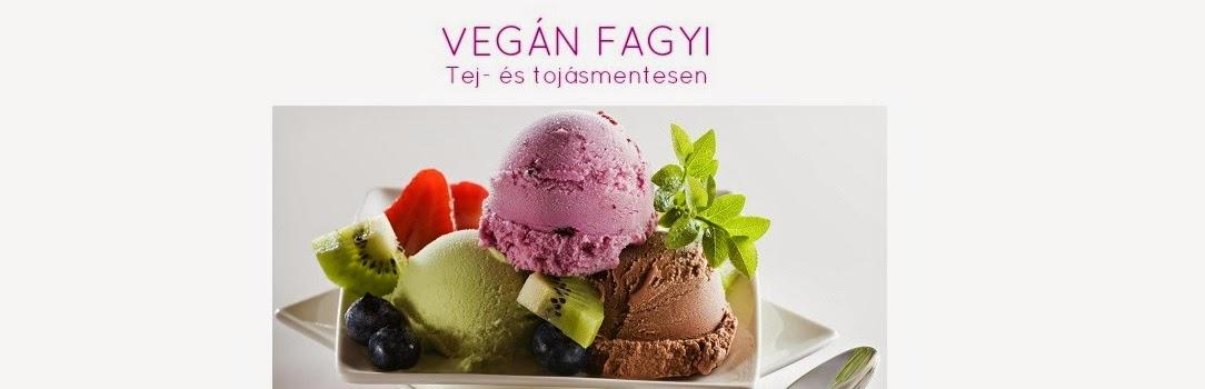 Vegán fagylalt
