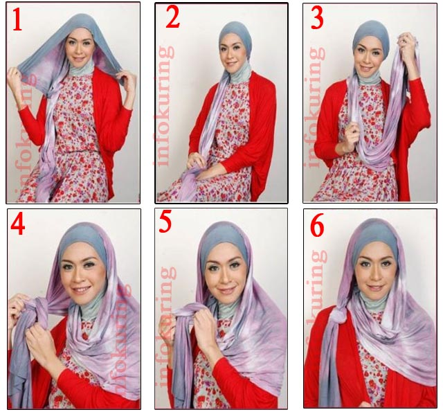 ... Download Free Pictures, Images and Photos Jilbab Cara Memakai 2013
