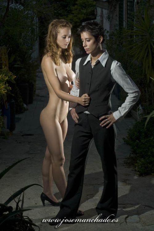 Jose Manchado fotografia mulheres nuas lésbicas