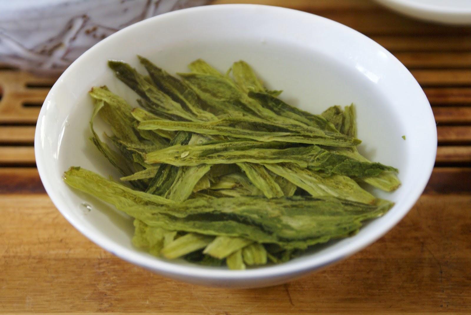 blog sur le thé vert