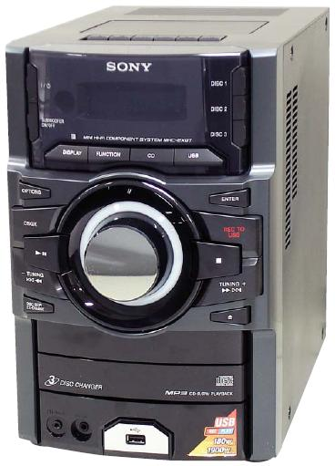 Sony HCD-EX9T